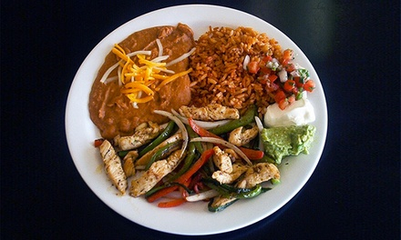 California–Style Mexican Food for Dine-In or Takeout at Mamasota's Restaurant & Bar (Up to 47% Off)