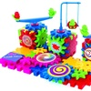 Krazy Gears Kids' Building Set (81-Piece)