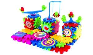Krazy Gears Kids' Building Set (81-Piece)