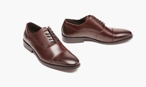 Unlisted by Kenneth Cole Cap Toe Oxford Dress Shoes (Size 8.5)