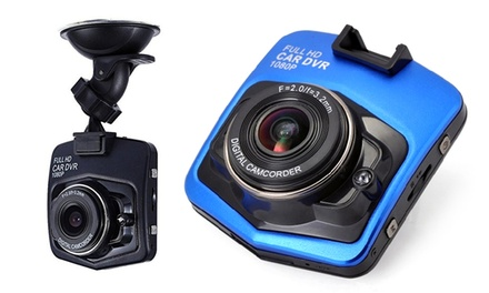 Full HD 1080p Car DVR Dash Accident Camera with Night Vision and Optional 32GB SD Card