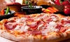 Up to 42% Off at Greek's Pizzeria