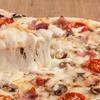 Pause gourmande avec pizza