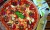 Pizza, sałatki, zapiekanki