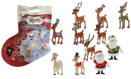 5, 9, 18 TEAM Rudolph Mini Figures