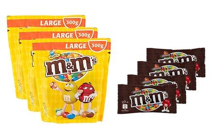 Confezioni di M&Ms