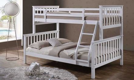 oscar triple bunk bed
