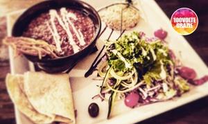 MEZCAL (Torino): Menu messicano con un litro di vino, birra o sangria per 2 o 4 persone da Mezcal (sconto fino a 69%)