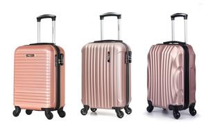 Valise cabine Pink Addict