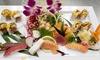 50% Off Sushi at Bambu Kitchen & Sushi Bar