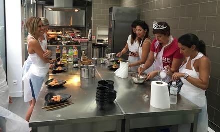 Cours de cuisine africaine et dégustation pour 1 ou 2 personnes (3h ou 3h30) dès 39,90 €chez Cooking City