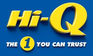 Hi-Q Cape Town: 3D Wheel Alignment and Tyre Check from R149 at Hi-Q Cape Town (Up to 65% Off)