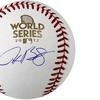 Houston Astros 2017 World Series Autographed Baseballs