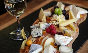 Yonder Hill Wine Estate: Wine Tasting and Cheese Platter with Bottle of Wine from R149 for Two at Yonder Hill Wine Estate (Up to 36% Off)