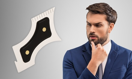 One (£5.99) or Two (£9.98) Beard and Hairline Tools