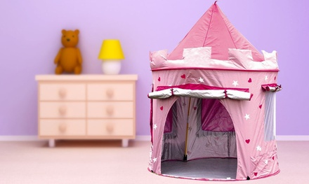 KiddyPlay PopUp Castle Play Tent
