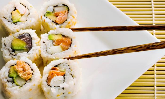 Miyako Sushi & Grill - Terrell: Sushi and Japanese Cuisine at Miyako Sushi & Grill (Half Off). Two Options Available.