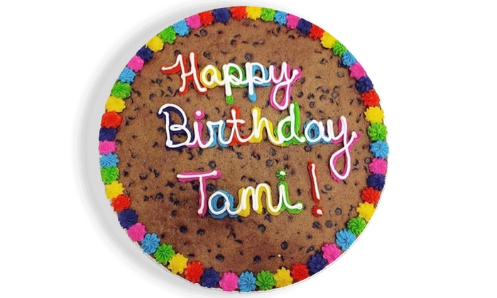 Up To 48 Off Cookie Cake At Great American Cookies