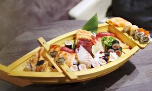 Sushi Koi: Menu sushi gourmet a scelta per 2 persone al Parco De' Medici, da Sushi Koi c/o The Village (sconto fino a 35%)