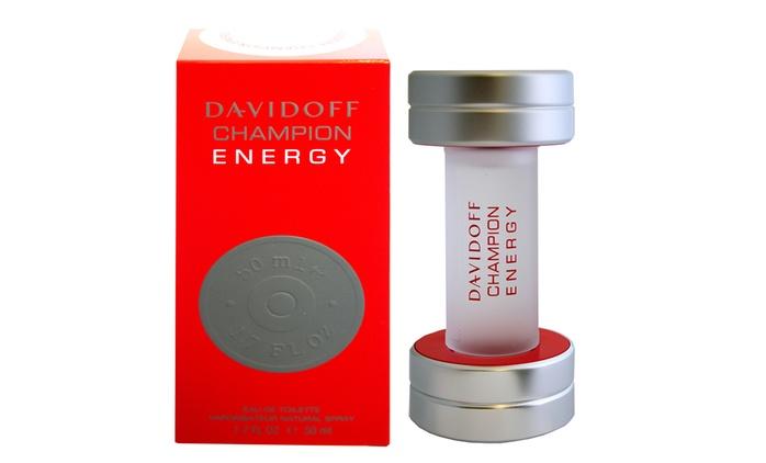 Davidoff Champion Energy EDT 50ml Spray a 17,99 €