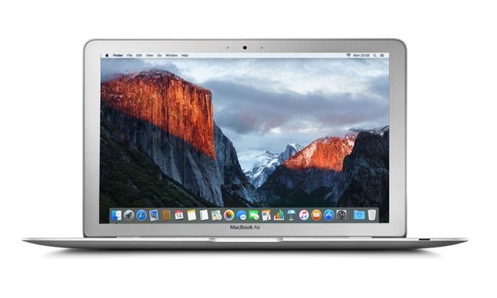 """Refurbished Apple MacBook Air 11.6"""" Core i5 Processor 4GB RAM 128GB SSD A1465 With Free Delivery for £492"""