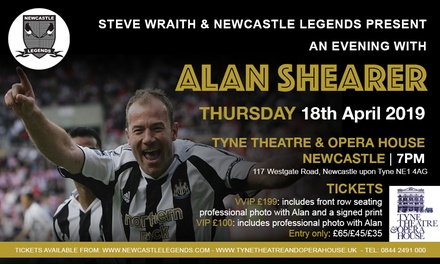 Newcastle Legends Ltd