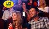 UCI ITALIA - Più sedi: Biglietti UCI Cinemas: 2 biglietti per film 2D e 3D validi in 48 multisale UCI in Italia (sconto fino a 41%)