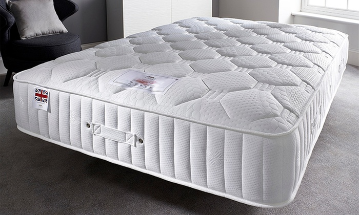 Luxury Orthopaedic Memory Mattress from £149 With Free Delivery