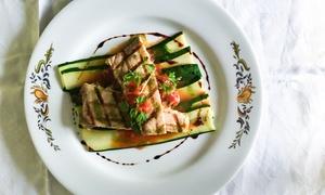 Menu gastronomique en 3 services pour 2 La Destrousse