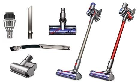 Dyson V6, V7, or V8 Animal Cord-Free Stick Vacuum Cleaner (Certified Refurbished)