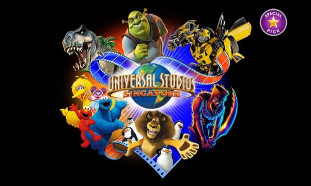 Universal Studios Singapore™ 1-Day Pass 0