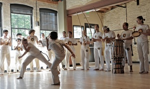69% Off Dance-Fitness Classes at Omulu Capoeira Guanabara, plus 6.0% Cash Back from Ebates.