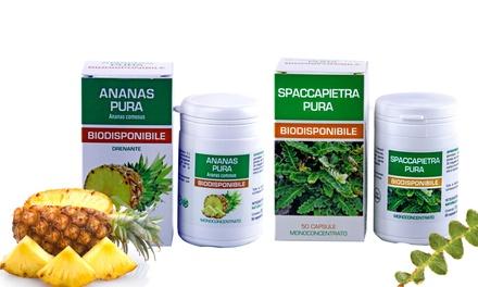 Integratori alimentari Naturpharma