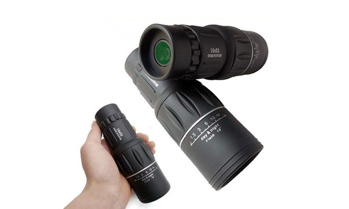 Mono fernglas teleskop groupon goods