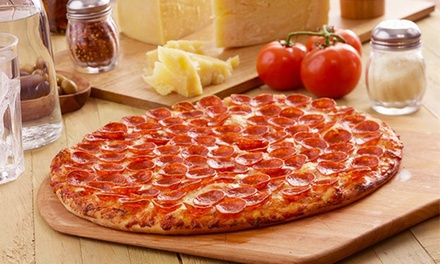 $19 for $35 Worth of Pizza at Perfect Pizza Company
