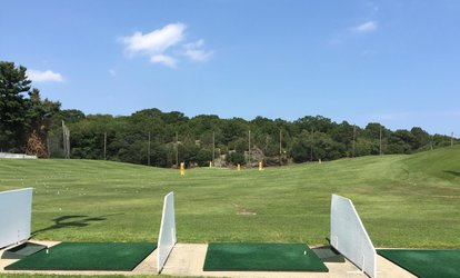 Two or Four Buckets of <strong>Range</strong> Balls at DiLisio Golf <strong>Range</strong> (Up to 25% Off)