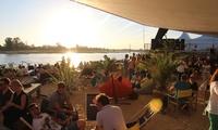 """2 Tickets für """"Summer-Open-Air-Festival"""" am 23.07.2016 im CommerzReal Cinema – Beach Club in Düsseldorf (50% sparen)"""
