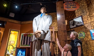 Ripley's Believe It or Not!: Ripley's Believe It or Not! - Child ($8), Adult ($15) or Family Ticket ($45) at Surfers Paradise (Up to $79.60 Value)