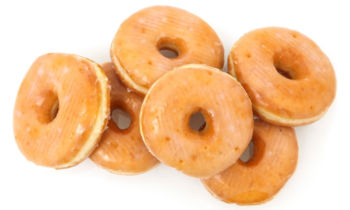 All Star Donuts - Inner Richmond: $1 Buys You a Coupon for 1 Large Coffee With The Purchase Of One Dozen Donuts  at All Star Donuts