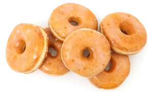 All Star Donuts: $1 Buys You a Coupon for 1 Free Large Coffee With The Purchase Of One Dozen Donuts  at All Star Donuts