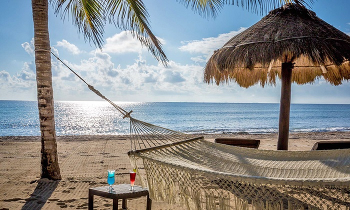 4-Star Mexico Hotel on Private Caribbean Beach
