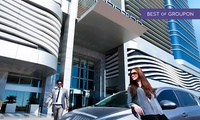 Abu Dhabi: 1 Night for One or Two with Breakfast and Yas Beach Access at Centro Capital Centre