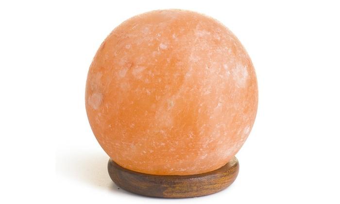 Himalayan Salt Lamp Home Goods : Himalayan Rock Salt Lamps Groupon Goods