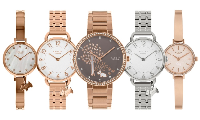 Radley Bracelet Watch Selection With Free Delivery