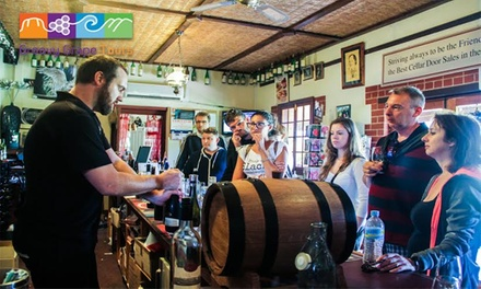 $59 for a FullDay Barossa Winery Tour including Gourmet Lunch with Groovy Grape Tours Up to $109 Value