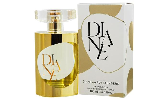 Diane by Diane Von Furstenburg Women's Eau de Parfum: Diane by Diane Von Furstenburg Women's Eau de Parfum; 3.3 Fl. Oz.