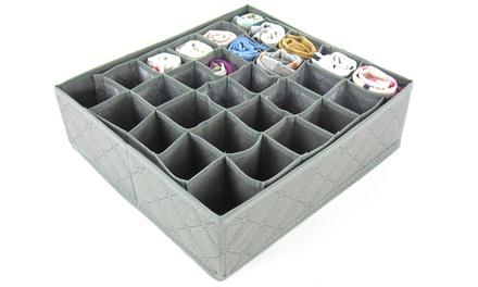 1x, 2x, 3x oder 4x Periea Kleidungstücke-Aufbewahrungsbox in Grau  (Koln)