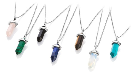One or Two Philip Jones Gemstone Necklaces