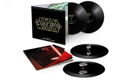 Star Wars: The Force Awakens Soundtrack LP Set 85ddcbca-2057-11e7-a2f5-00259069d7cc
