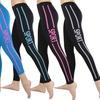 Women's Striped Active Sport Leggings (5-Pack)
